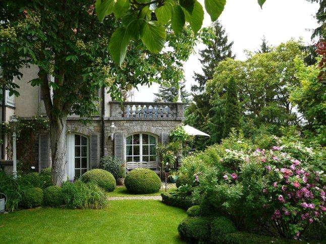 Ein Englischer Garten In Mainfranken