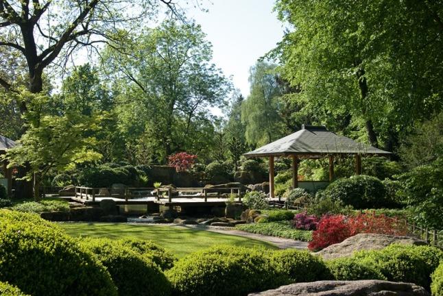 Botanischer garten augsburg ein erlebnis zu jeder jahreszeit - Gartenbau augsburg ...