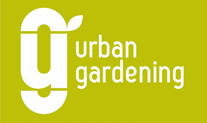 Logo Urban Gardening - Demonstrationsgärten